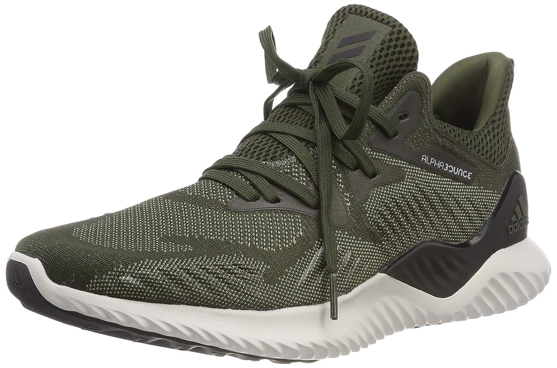 Adidas Alphabounce Beyond, Zapatillas de Running para Hombre 41 1/3 EU|Multicolor (Carnoc / Negbás / Beitéc 000)