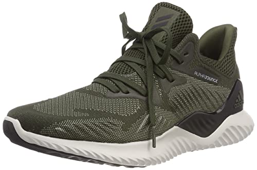 huge selection of fb5aa 3daa7 Adidas Men s Alphabounce Beyond M Ngtcar Cblack Tecbei Running Shoes-11 UK