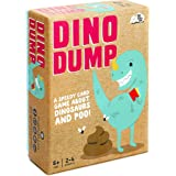 Dino Dump: Dinosaur Poop Board Game for Kids Aged 6+