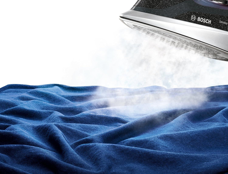 Bosch Sensixx'x DI90 - Plancha de inyección, 3200 W, golpe de vapor 200 g por solo 69€