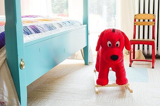Amazon.com: Animal Adventure Clifford Big Red Dog Ride-On ...