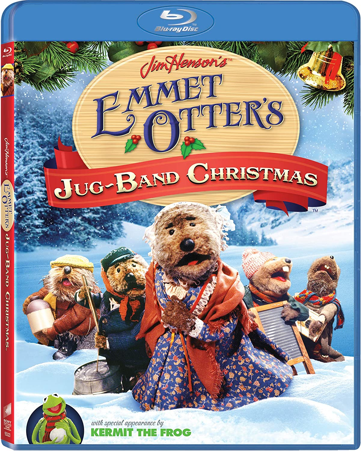 Emmet Otters Jug Band Christmas Blu Ray 2020 Review Emmet Otter's Jug Band Christmas [Blu ray]: Amazon.ca: EMMET
