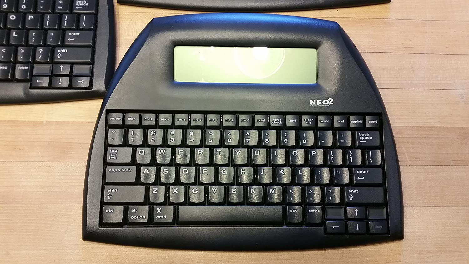 Neo2 Alphasmart Word Processor with Full Size Keyboard, Calculator