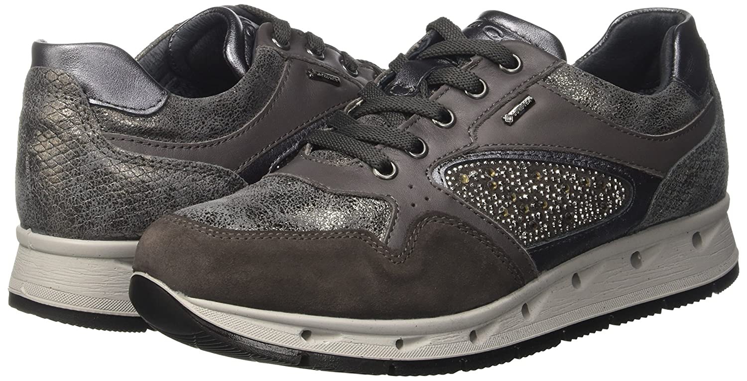 IGI&Co IGI&Co IGI&Co Damen Dlsgt 8764 Low-top Schwarz 237dec