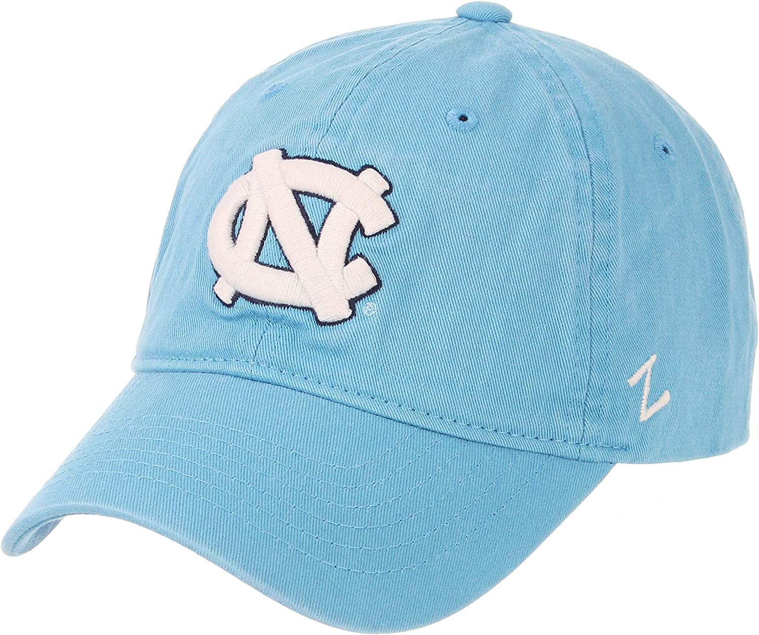 University of North Carolina UNC Tar Heels Unstructured Relaxed Fit Cotton Scholarship Adult Mens/Boys/Womens Baseball Hat/Cap Size Adjustable