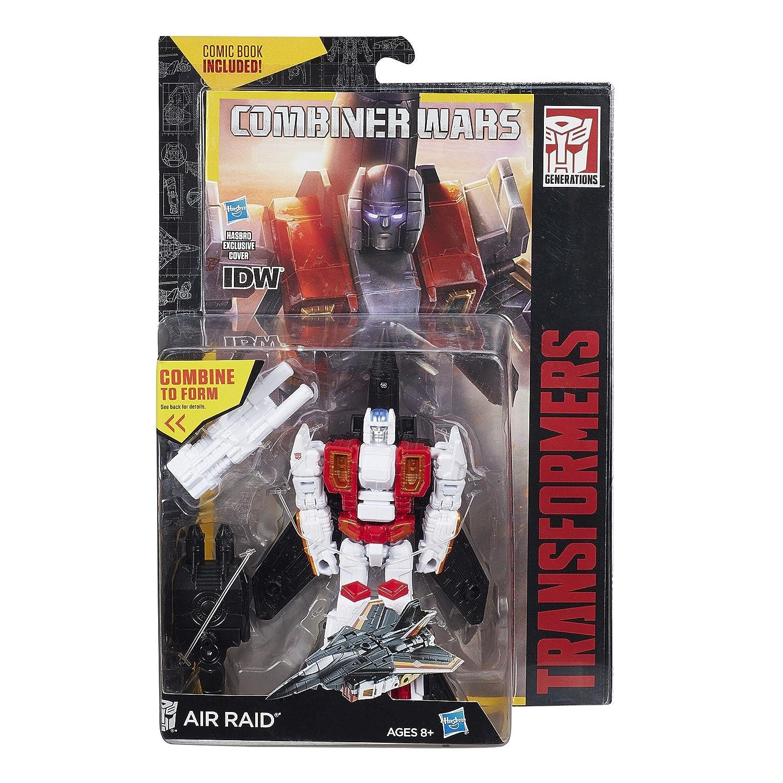 Transformers Generations Combiner Wars Deluxe Class Air Raid Figure Hasbro B13020000