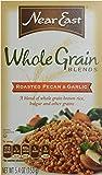 Near East, Whole Grain Blends, Roasted Pecan & Garlic, 5.4 oz