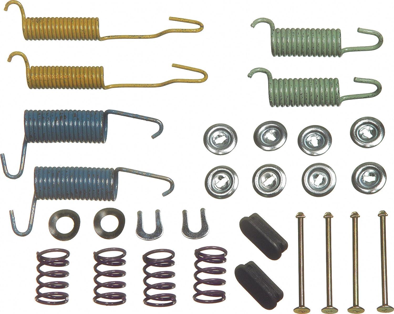 Wagner H7160 Rear Drum Brake Hardware Kit