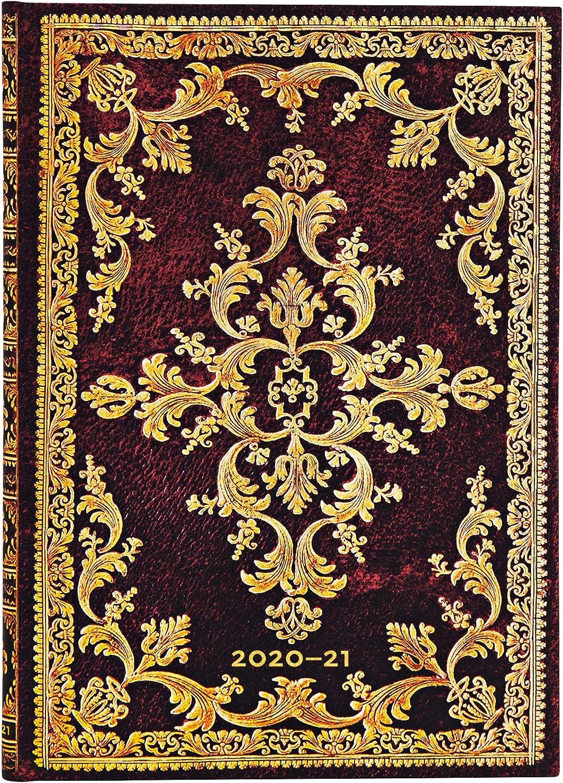 Paperblanks Agendas 18 Meses 2020-2021 Duomo, Apaisado, Midi (130 × 180 mm) DS6553-1