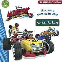 Mickey Y Los Superpilotos. Un Cuento Para Cada