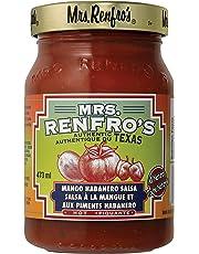 Mrs. Renfro's Mango Habanero Salsa, 6-Count