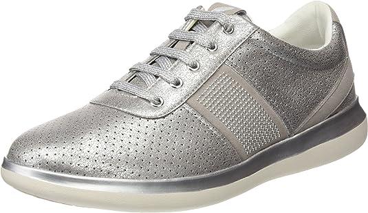 Corredor carga Sorprendido  Geox D Gomesia B, Zapatillas Mujer: Amazon.es: Zapatos y complementos