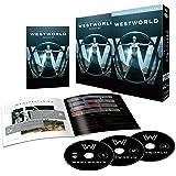 ウエストワールド 1stシーズン  DVD コンプリート・ボックス(初回限定生産/3枚組/ウエストワールド運営マニュアル+アウターボックス付)
