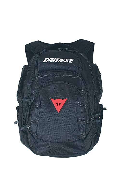 Dainese-D-GAMBIT BACKPACK, Stealth-Negro, Talla N