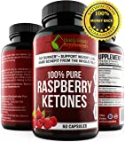 * EXTREME STRENGTH RASPBERRY KETONES – Green Tea – African Mango – Resveratrol - Acai Fruit Extract ** Fast Acting Weight Loss 100%Pure Top Rated 5 Star Ketone - perdida de peso rapido