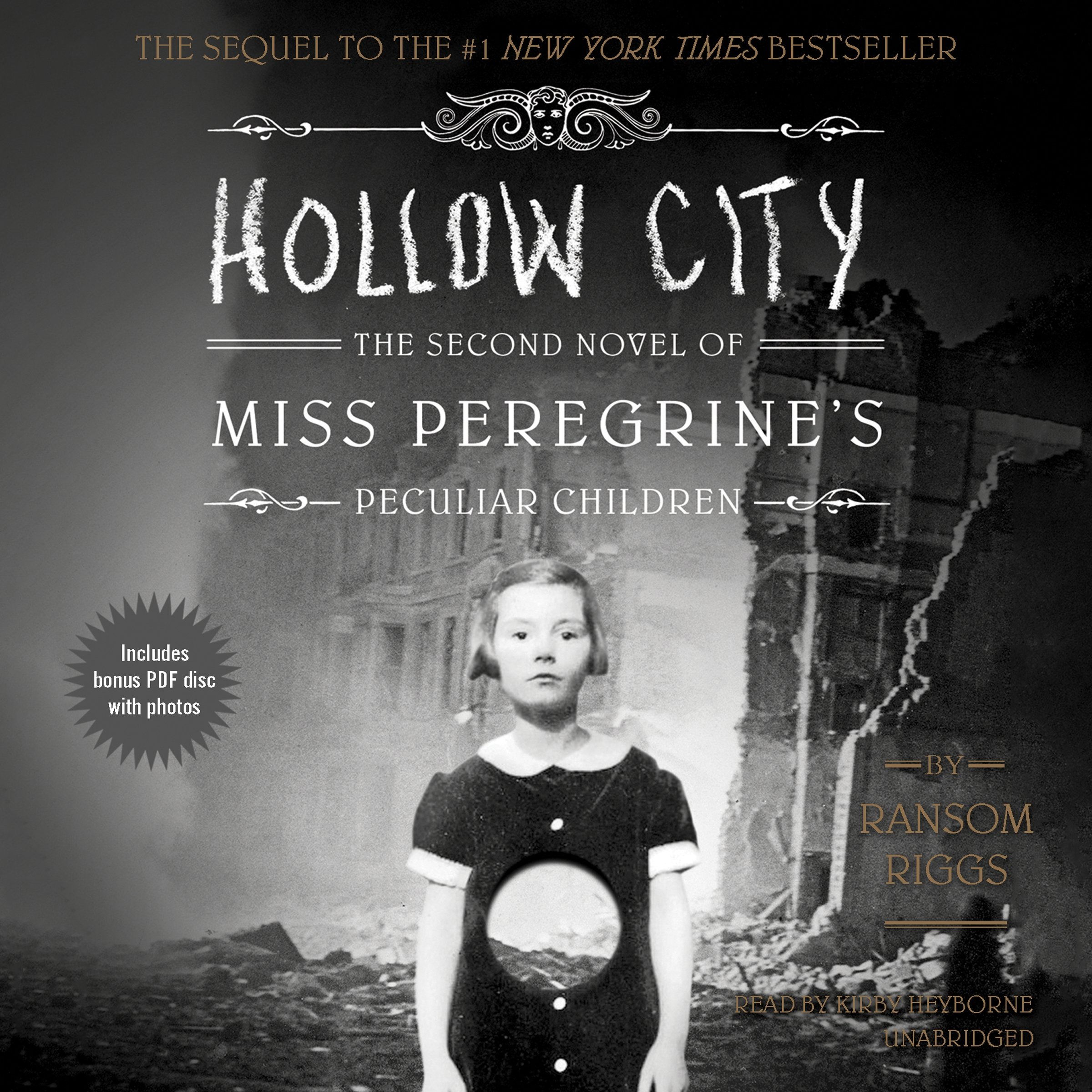 Hollow city the second novel of miss peregrines peculiar hollow city the second novel of miss peregrines peculiar children ransom riggs 9781624600395 amazon books fandeluxe Image collections