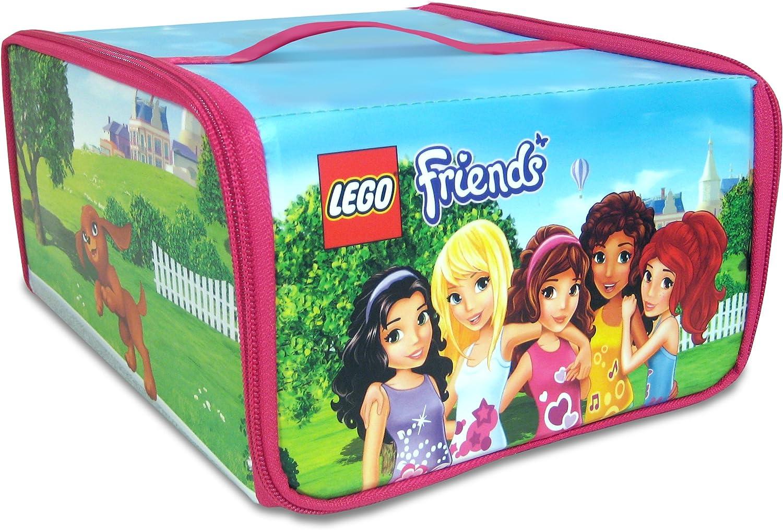 LEGO Friends - Caja para almacenar con Tablero de Juego en el Interior [Importado]: Amazon.es: Juguetes y juegos