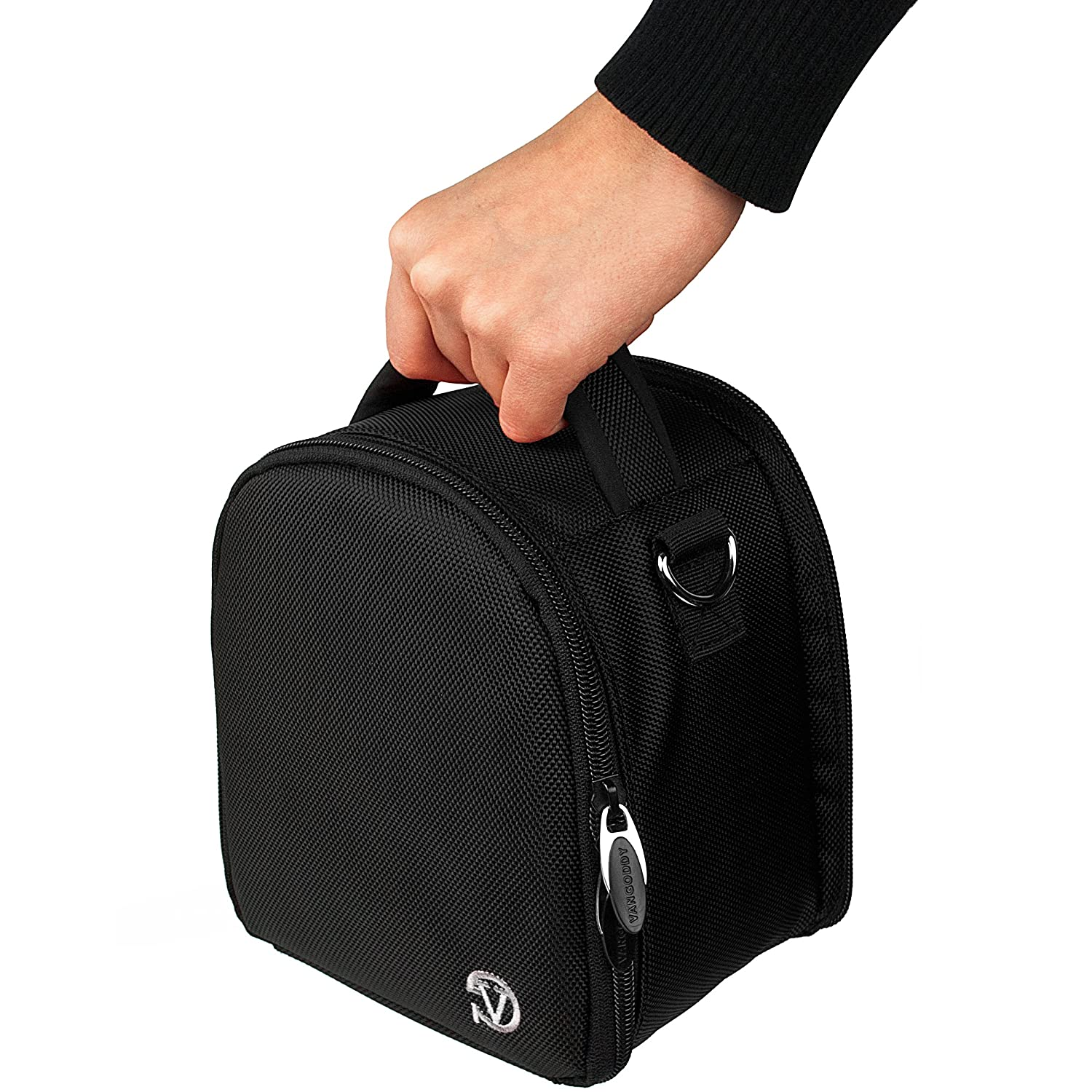 VanGoddy Laurel Carrying Case Bag for Sony Cyber-Shot / Alpha / E-Mount / A-Mount Series Camera's