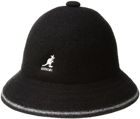 2699eef43 Kangol Men's Stripe Casual Bucket Hat: Amazon.co.uk: Clothing