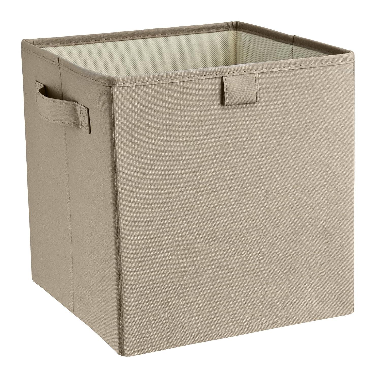 ClosetMaid 16083 Premium 2-Handle Storage Bin, Evergreen