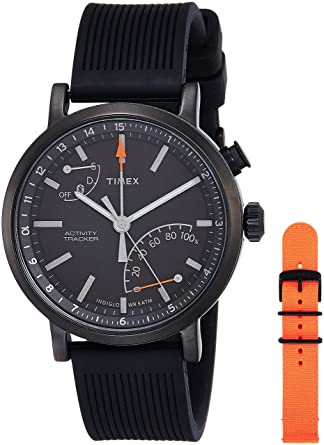 smart analog watch