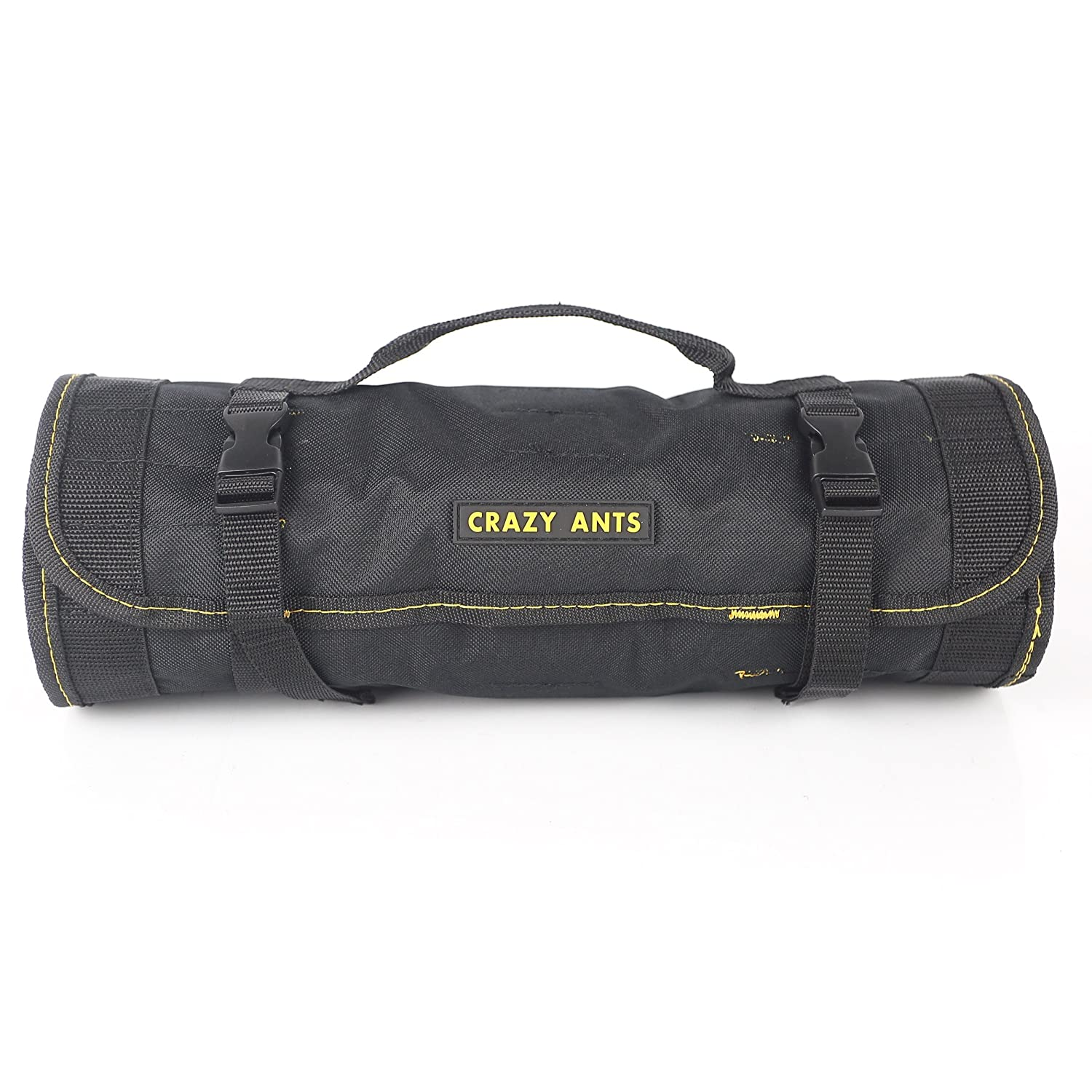 Crazy Ants Reel Rolling Tool Bag Pouch Professional Electricians Organizer HDB001