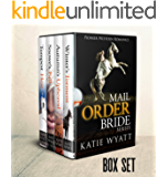 Mail Order Bride: Box Set  #2: Inspirational Historical Western (Pioneer Wilderness Romance Box Set Series)