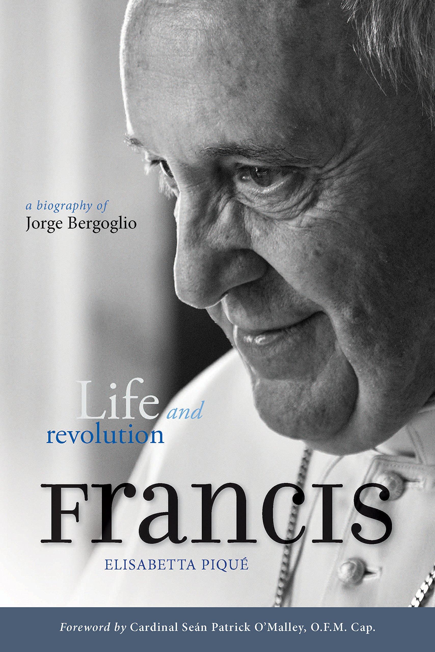 Pope Francis Revolution Biography Bergoglio product image