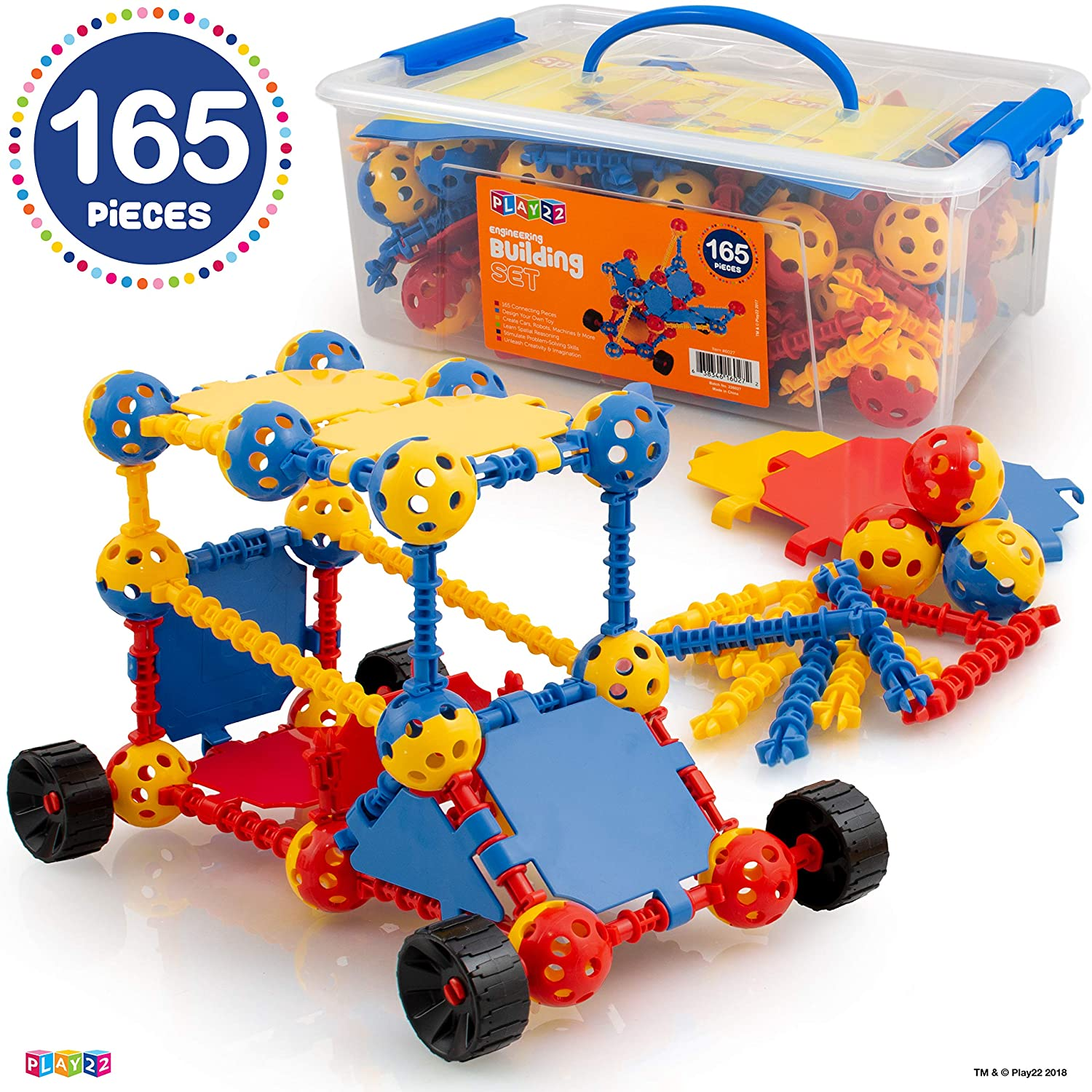 Play22 Building Toys ONLY $16.