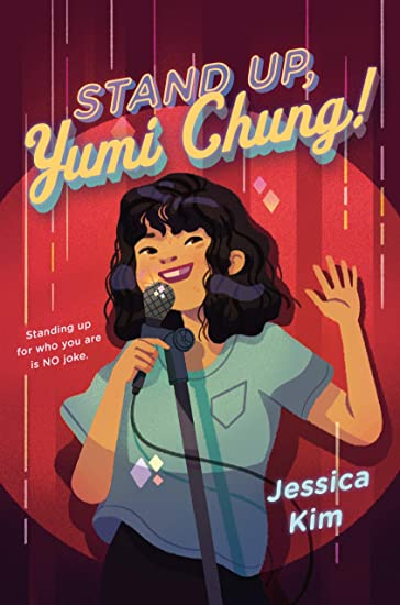 Amazon.com: [Jessica Kim ]-[Stand Up, Yumi Chung!]-[Hardcover ...