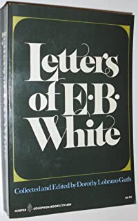eb white essay the eye of edna