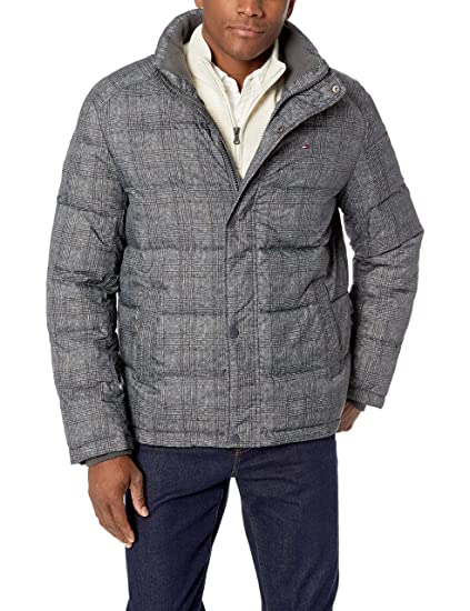 Tommy Hilfiger Men's Tall Classic Puffer Jacket at Amazon