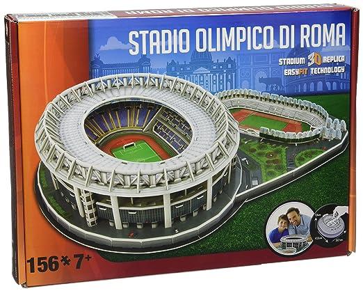 239 opinioni per Giochi Preziosi Nanostad Puzzle 3D Stadio Olimpico Roma
