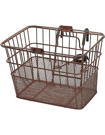 best website e584a 683d9 Retrospec Bicycles Detachable Steel Half-Mesh Apollo Bike Basket with  Handles