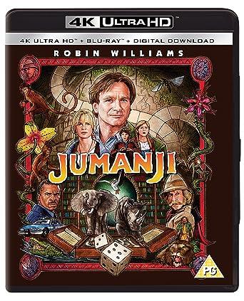 Amazon jumanji 4k blu ray 2017 movies tv jumanji 4k blu ray 2017 stopboris Gallery