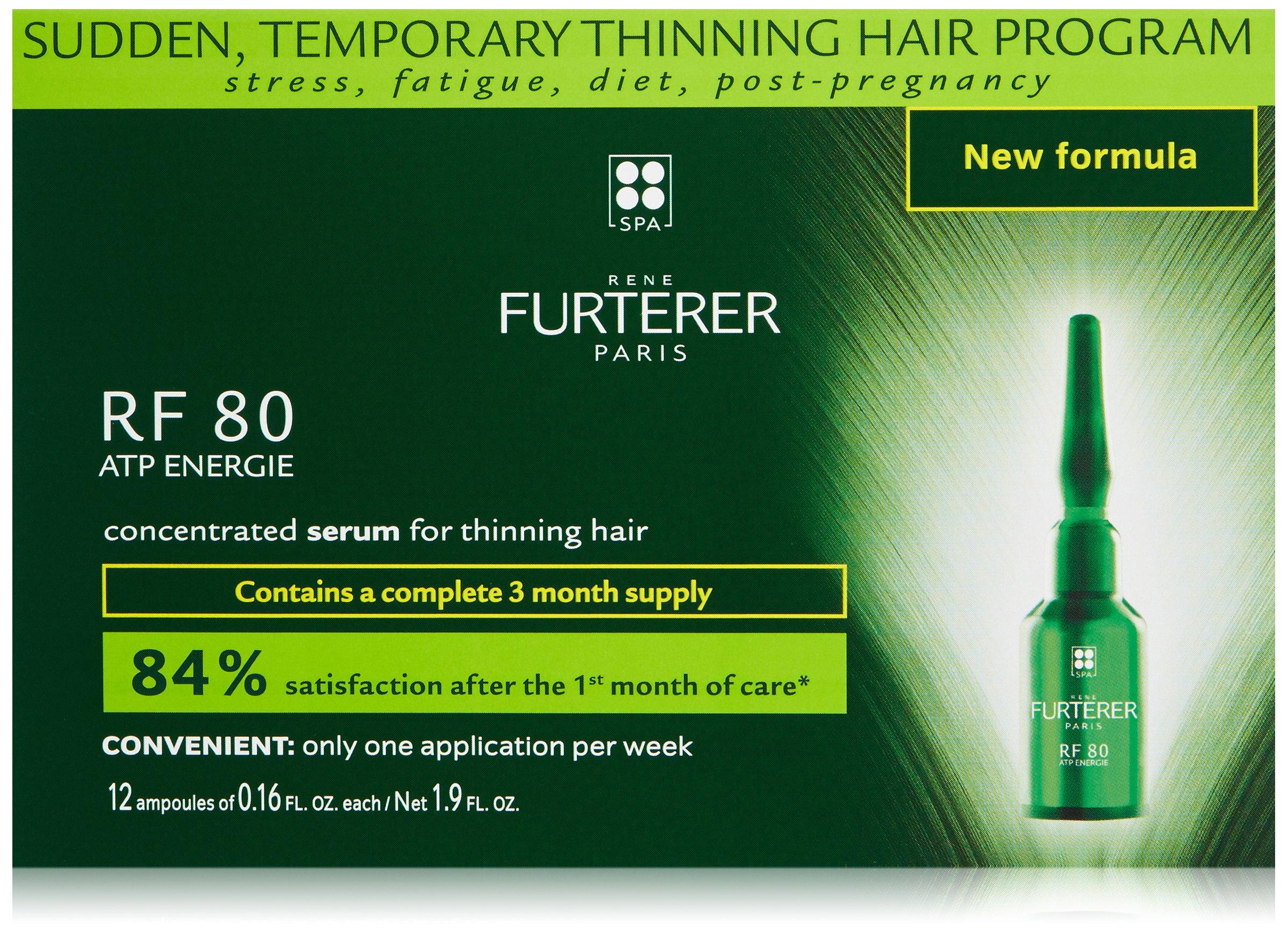 RENE FURTERER RF 80 Sudden Temporary Thinning Hair, 1.9 fl. oz.