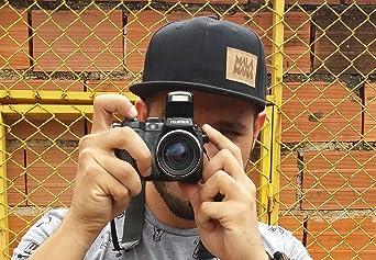 Mala Maña Men´s Snapback Hats Caps Baseball Black Leather Caps at Amazon  Men s Clothing store  6957c37c3c27