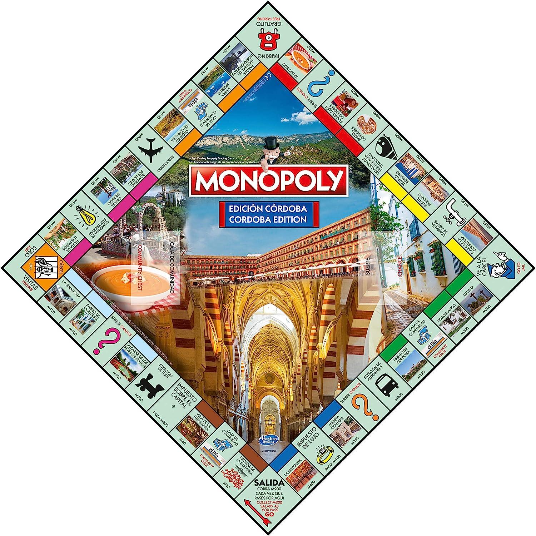 Winning Moves Monopoly Córdoba (10544), multicolor (ELEVEN FORCE ...