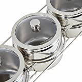 Multi-functional Stainless Steel 3 Piece