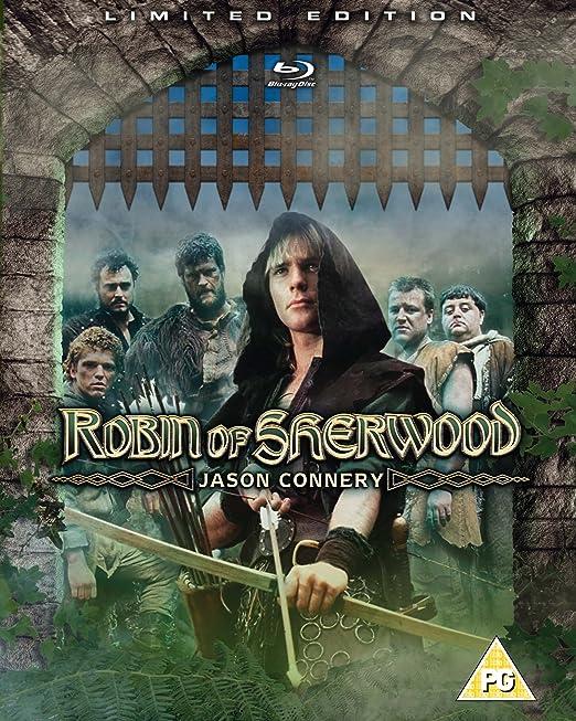Робин из Шервуда / Robin of Sherwood / Сезон: 3 / Серии: 1-13 из 13 (Роберт Янг / Robert Young) [1986, Великобритания, приключения, исторический, BDRemux 1080p] MVO + Original