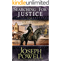 Searching for Justice (The Texas Riders Western) (A Western Frontier Fiction)