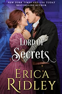 Lord of Secrets: Regency Romance Novel (Rogues to Riches Book 5)