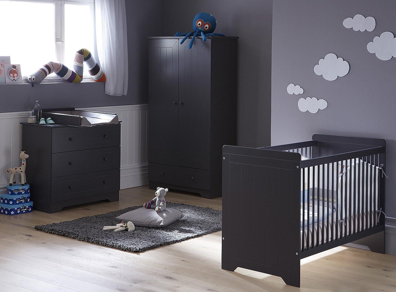 Schlafzimmer Komplett Compagnie & Alfred *Baby, anthrazit ...