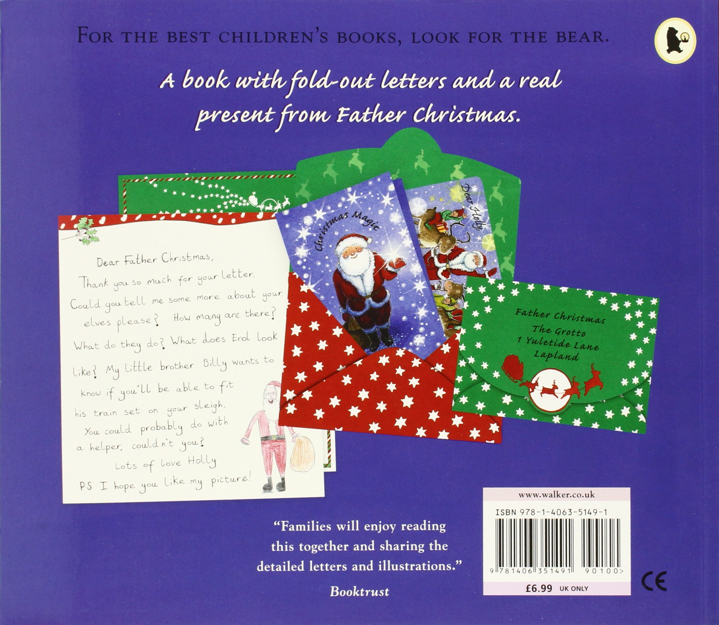 Dear father christmas amazon alan durant vanessa cabban dear father christmas amazon alan durant vanessa cabban 9781406351491 books spiritdancerdesigns Gallery