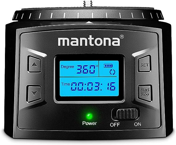 Mantona Turnaround 360 Advanced 3 Elektrischer Kamera