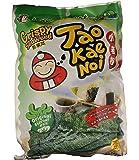 Taokaenoi Crispy Seaweed Original Flavor, 1.27oz (3 Packs)