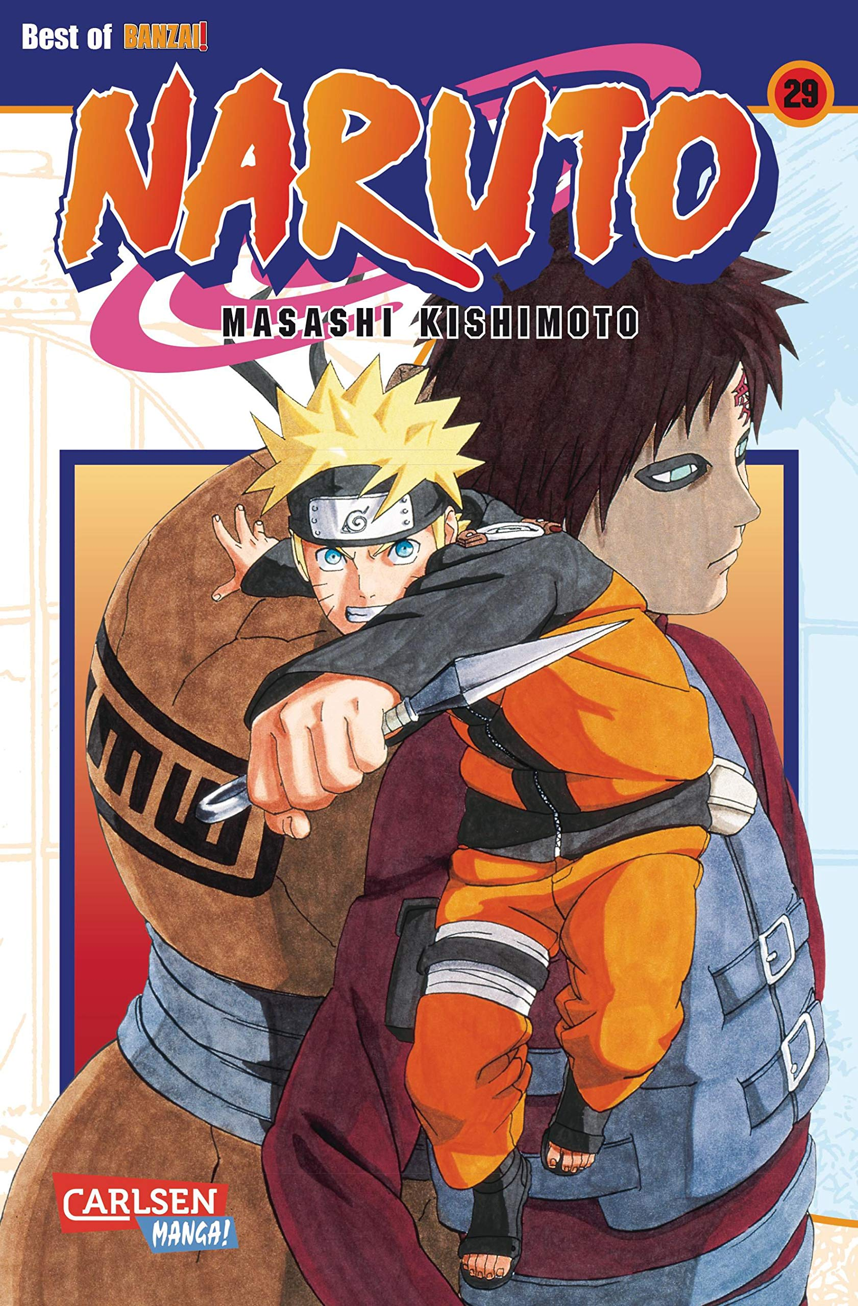 Naruto Band 29