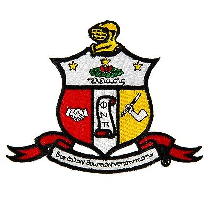 Amazon Kappa Alpha Psi Fraternity 5 Embroidered Appliqu Crest