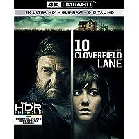 Deals on 10 Cloverfield Lane 4K UHD + Blu-ray + Digital
