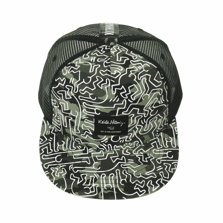 WITHMOONS Gorras de béisbol Gorra de Trucker Sombrero de Snapback Hat Keith  Haring Dancing Man Meshed Cap CR2994 (Green)  Amazon.es  Ropa y accesorios 4dde186bb5f